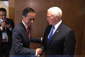 Kepada Wapres AS, Jokowi Minta Produk Indonesia Tak Dikenai Pajak