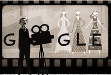 Mengenal Usmar Ismail yang Jadi Google Doodle Hari Ini