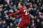 Jadi Penentu Kemenangan Liverpool, Shaqiri Selalu Ingin Beri Pengaruh