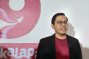 Seusai Ramai Twit soal Presiden Baru, CEO Bukalapak Bertemu Jokowi Hari Ini