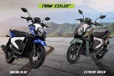 Tersedia Warna Baru untuk Yamaha X-Ride