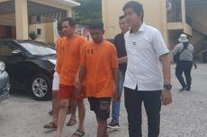 Polisi Bongkar Sindikat Penjual Cor Beton