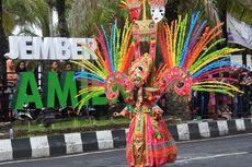 Menpar: Jember Fashion Carnaval Berkelas Dunia