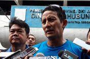 Sandiaga: Trotoar untuk Pejalan Kaki, Bukan Tempat Tinggal