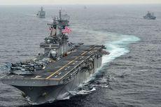Trump: Kapal Perang AS Hancurkan Drone Iran di Selat Hormuz
