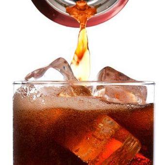 Minuman Coca Cola saat ini.