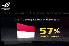 Asus Klaim Kuasai Sebagian Besar Pasaran Laptop Gaming Indonesia