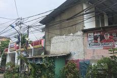 Warga Sunter Jaya Minta APK Segera Dicopot karena Bikin Kumuh dan Membahayakan