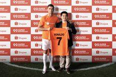 Teknologi Bikin Cristiano Ronaldo Seolah ke Bekasi untuk Shooting Iklan