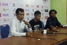 Raih Hasil Imbang, Pelatih Arema FC Kecewa dan Salahkan Pemain