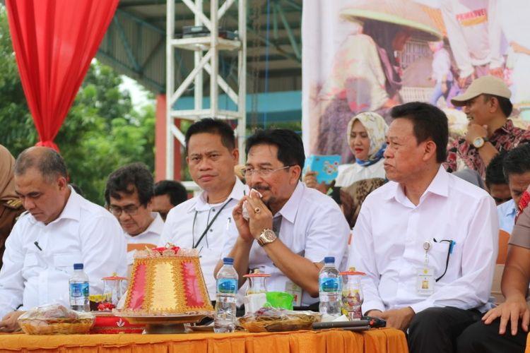 Kabupaten Takalar mendapat bantuan berupa fasilitas pertanian hingga Rp 33 miliar dari Kementan.