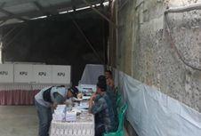 Jumlah Pemilih Berkurang Saat Pemungutan Suara Lanjutan di Kota Bekasi