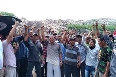 Tolak Buka Paksa TPA, Warga Desa Burangkeng Kembali Unjuk Rasa