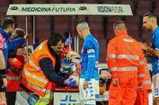 Napoli Vs Udinese, David Osipna Kolaps akibat Cedera Kepala