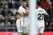 Real Madrid Vs Rayo Vallecano, Benzema Tentukan Kemenangan Tuan Rumah