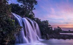 Menikmati Alam Air Terjun Toroan di Madura