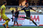 Juventus Menang Dramatis, Debut Cristiano Ronaldo Tanpa Gol