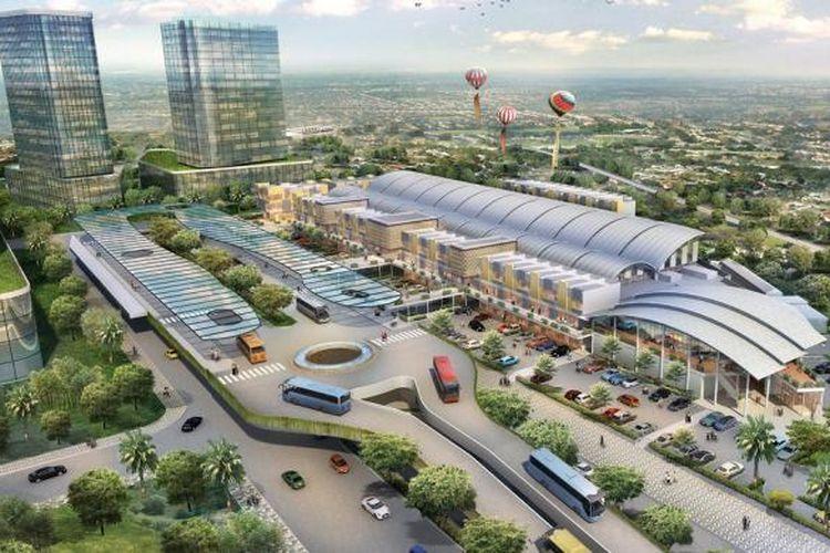 Kawasan Intermoda BSD City