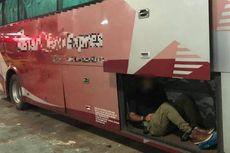 Selundupkan Seorang Pria India Keluar Singapura, Sopir Bus Malaysia Ditahan