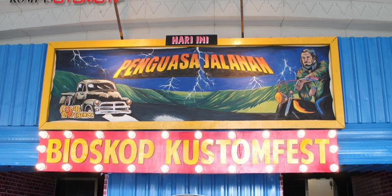 Intip Kemeriahan Pesta Kustomfest 2018