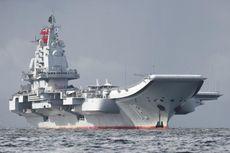 Militer China Kirim Kapal Induk ke Selat Taiwan