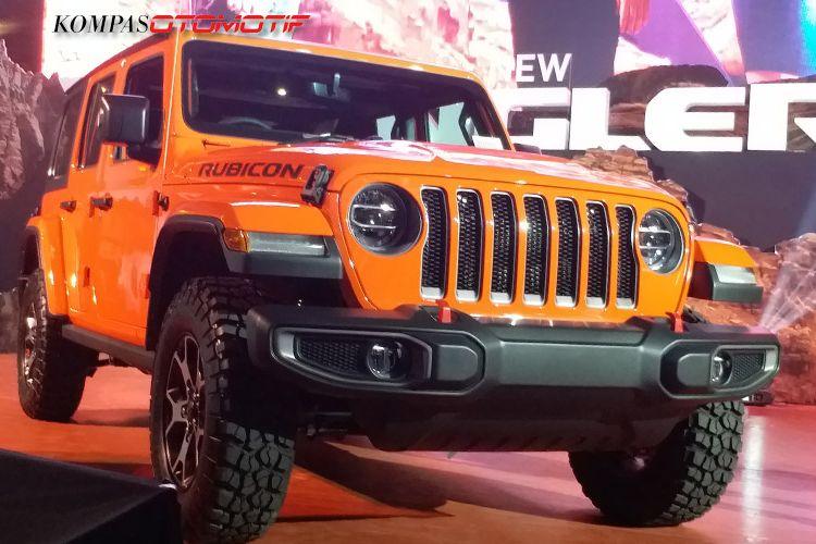 All new Jeep Wrangler 2.0 L resmi masuk Indonesia