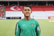 Timnas U-23 Indonesia Vs Singapura, Febri Hariyadi Belum Sempurna