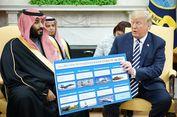 Trump kepada MBS: Senjata Ini Harganya seperti Kacang Bagi Anda