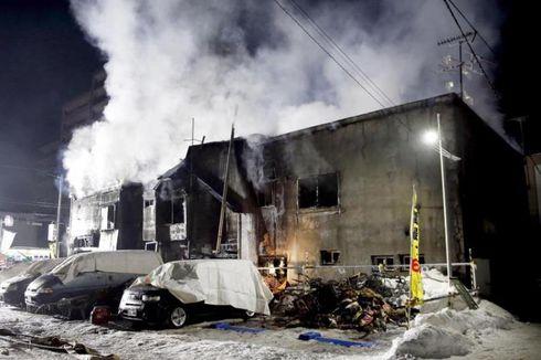 Panti Jompo di Jepang Kebakaran, 11 Orang Tewas