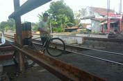 Puluhan Perlintasan Kereta Api Sebidang di Cirebon Tanpa Penjaga