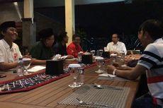Jokowi Jamu Makan Malam 9 Sekjen Parpol Pendukung di Kebun Raya Bogor