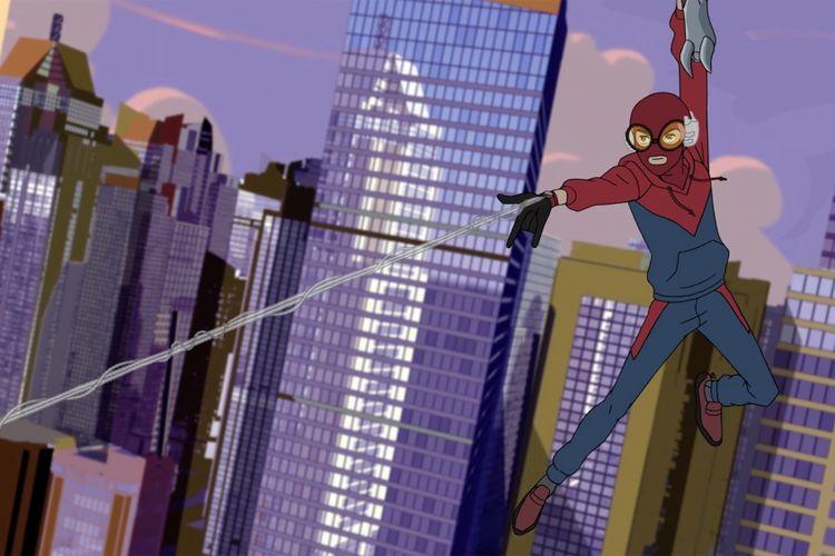 Serial Televisi Marvels Spider-Man