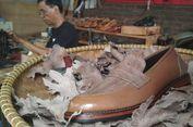 Lagi-lagi Bandung, Sepatu Keren dari Bahan Kulit Ceker Ayam...