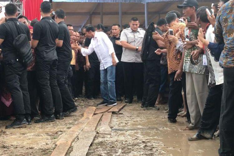 Petani Lampung Curhat Sulit Dapatkan Pupuk, Ini Respons Jokowi
