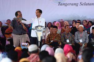 Jokowi: Kalau Ada yang Bilang Bagi-bagi Sertifikat Enggak Ada Gunanya, Silahkan...