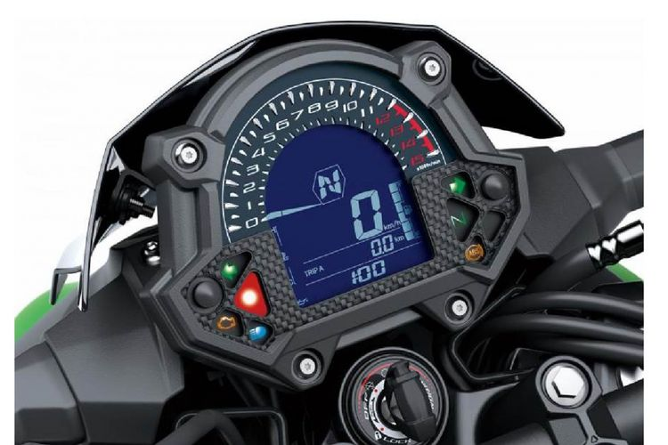 Kawasaki perkenalkan Z400 di EICMA 2018
