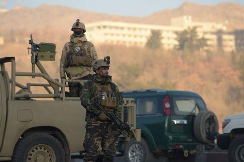 Empat Orang Pria Bersenjata Serbu Hotel di Afghanistan