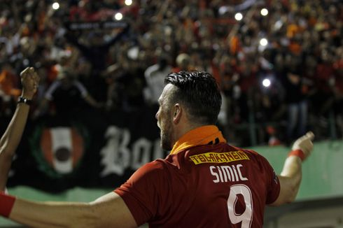 Final Piala Presiden 2018, Pembuktian Efektivitas Super Marko Simic