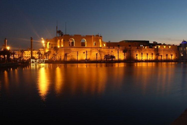 Tripoli, Libya.