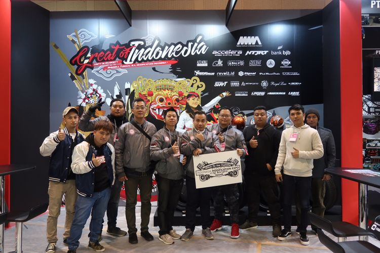 Great Indonesia gagasan NMAA (National Modificator & Aftermarket Association)