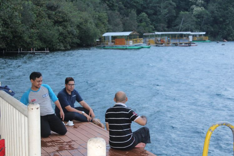 Ayo Nikmati Sensasi Indahnya Danau Matano...