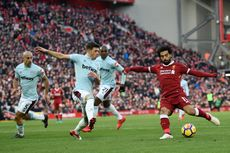 Mohamed Salah Pasti Tak Menyangka Miliki Debut Fantastis di Liverpool