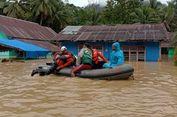Cerita 20 Jam Bantuan BUMN Tembus Banjir Konawe Utara