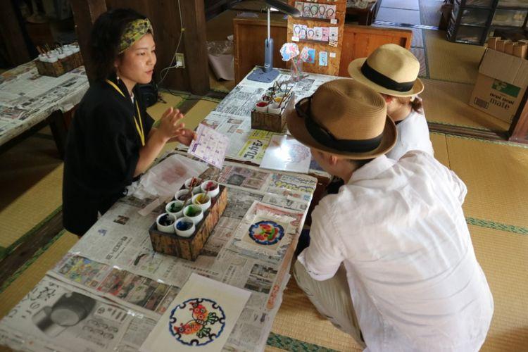 Ini aktivitas Seru Berlibur di Okinawa World Jepang info traveling
