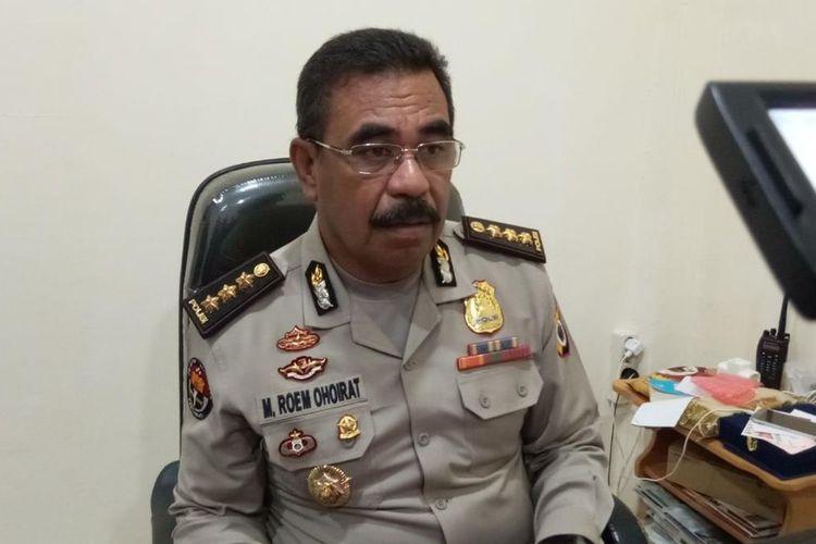 Kabid Humas Polda Maluku, Kombes Pol Muhamad Roem Ohoirat