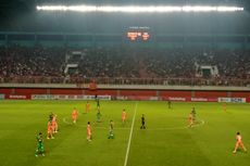 Hasil Piala Presiden 2019, PSS Sleman Kalahkan Borneo FC