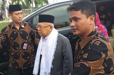 Ma'ruf Amin: Ente Sudah Berbuat Apa untuk Islam? Pak Jokowi Sudah Banyak