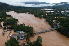 Video Detik-detik Rumah di Konawe Hanyut Terseret Banjir Bandang