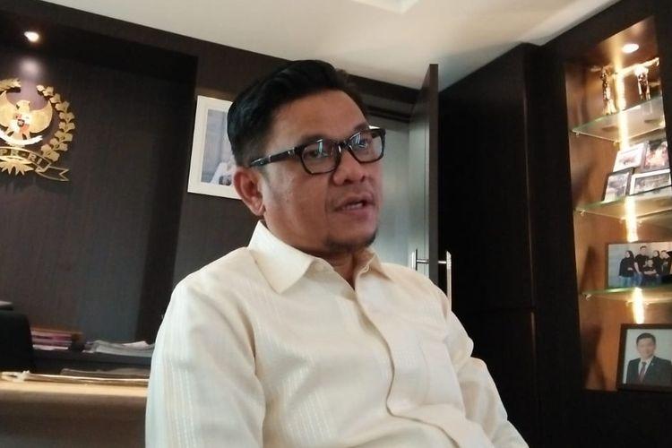 Juru Bicara Tim Kampanye Nasional (TKN) Jokowi-Maruf, Ace Hasan Syadzily(KOMPAS.com/Haryantipuspasari)