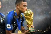 Pele Antusias Sambut Prestasi Kylian Mbappe di Final Piala Dunia